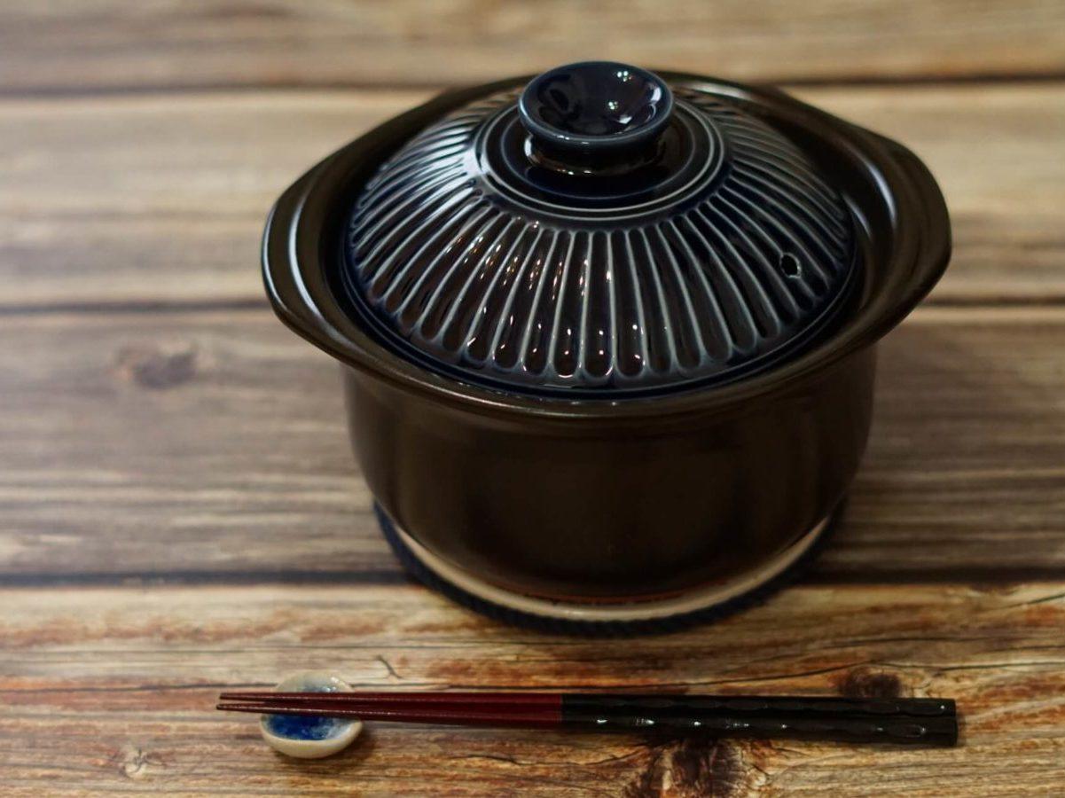 土鍋でご飯を炊く前に