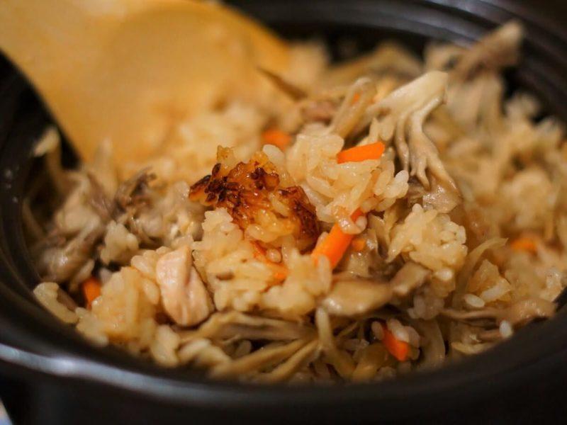 【応用編】土鍋で玄米ご飯や炊き込みご飯にトライしよう